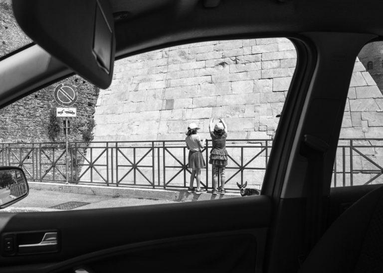 Rome by Car